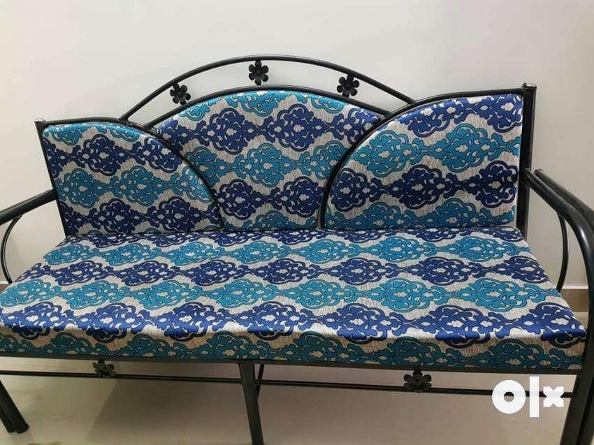 Wrought Iron Sofa Set 3 Plus 2 Dining 1251246077
