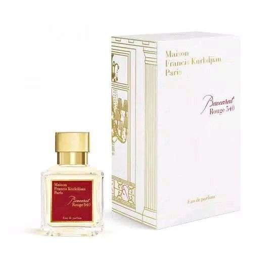share in bottle baccarat rouge 540 5ml