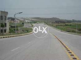 10M Bualevard Plot in (N ) Block St # 13 For Sale in Bahria Rawalpindi