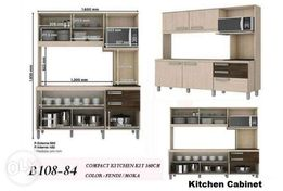 Modular Kitchen Cabinets View All Ads Available In The