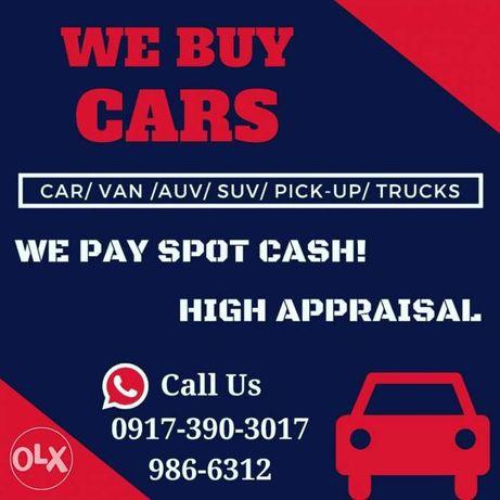 a2ea9429d9824c Spot cash we buy second hand cars in Manila