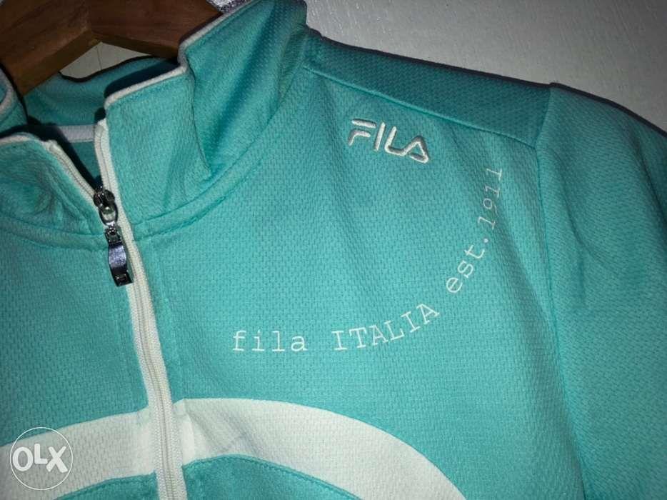 b0d101c238d4 Fila Dri Fit Zip Up Polo Shirt BNWOT in Taguig