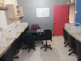 Furnished office available (Software/Callcenter) at cavalry, Lahore