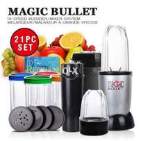 Magic Bullet Complete Mix And Chopping System (21 Piece)