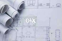 Architecture design consultancy n drawing
