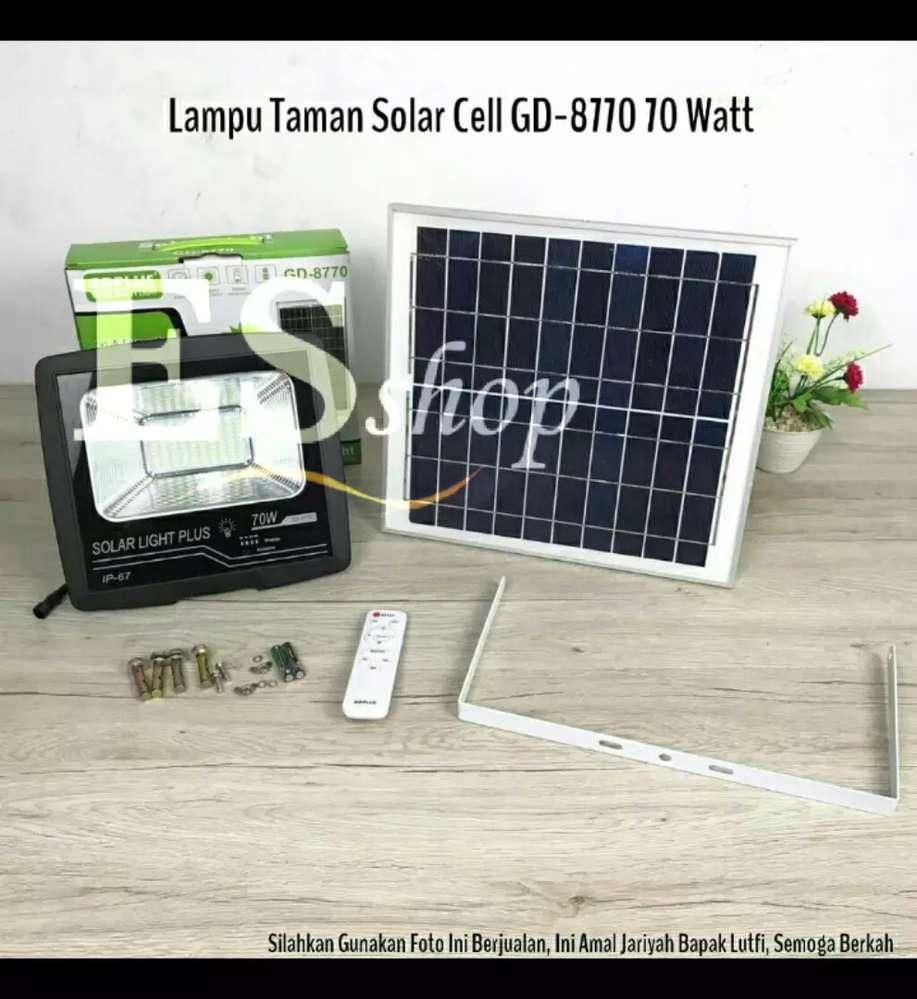 Lampu Taman Solar Cell 70 Watt Lampu 813160069