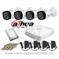 Security Camera For Home,Office,Shop & Business Free Installation