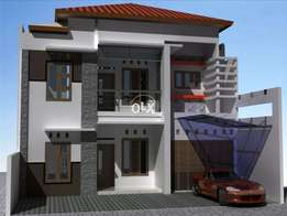 10 Marla 5 Bedroom House For Selling in Bahria town phase 4