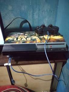PS 3 hdd 160gb kondisi normal jaya