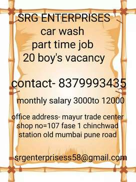 Monthly Part Time To In Car Jobs Other Jobs In Mumbai Job
