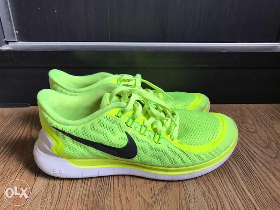 Nike Free 5.0 running shoes size 9 in Quezon City 7d8d40a3eae2