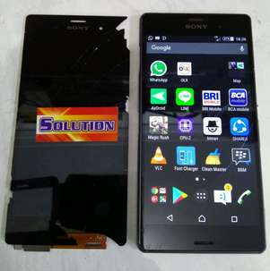 lcd+touchscreen Sony Z3 BIG #SOLUTION