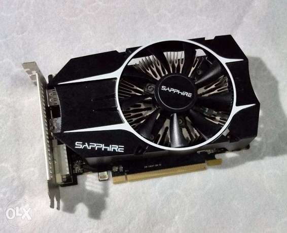 R7 - 260X DDR5 2GB / 128 Bits Graphic Card with Boxx