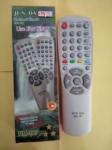 Remote Universal TV LED + LCD Samsung JUN DA RM-187