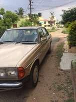 Mercedes-benz E-class 240 V6 Mt, 1983, Diesel