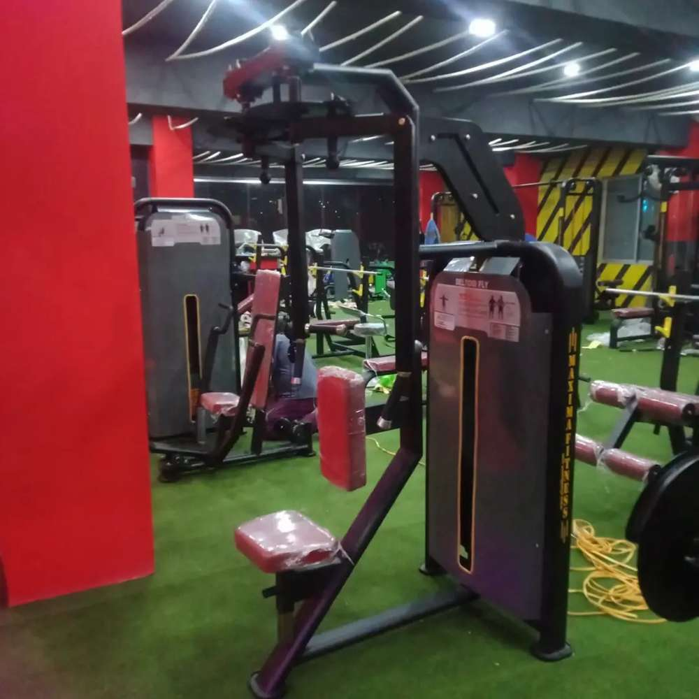 Gym Machines,gym Equipments and accessories, Ovel pipe machines - Gym &  Fitness - 1023529884