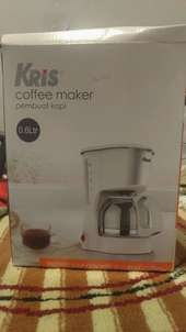 Coffee Maker Merk Kris | Krishome | Krisbow | Coffee Maker 0.6 Liter