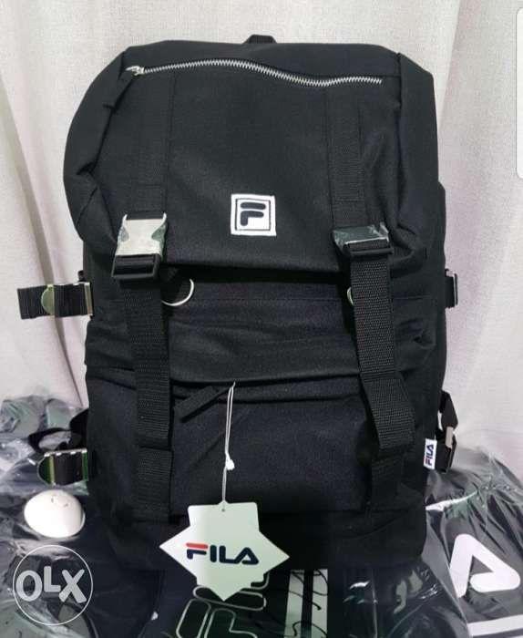 c0fdb50ee1bd ... Fila Rucksack Backpack Travel Laptop School Gym Unisex Nike Bag Japan  ...