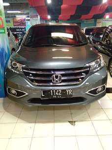 All New CRV 2.4 Prestige Matic 2013 #Grey
