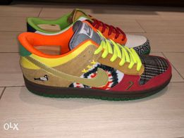 reputable site 0288a 686af Nike what the dunk