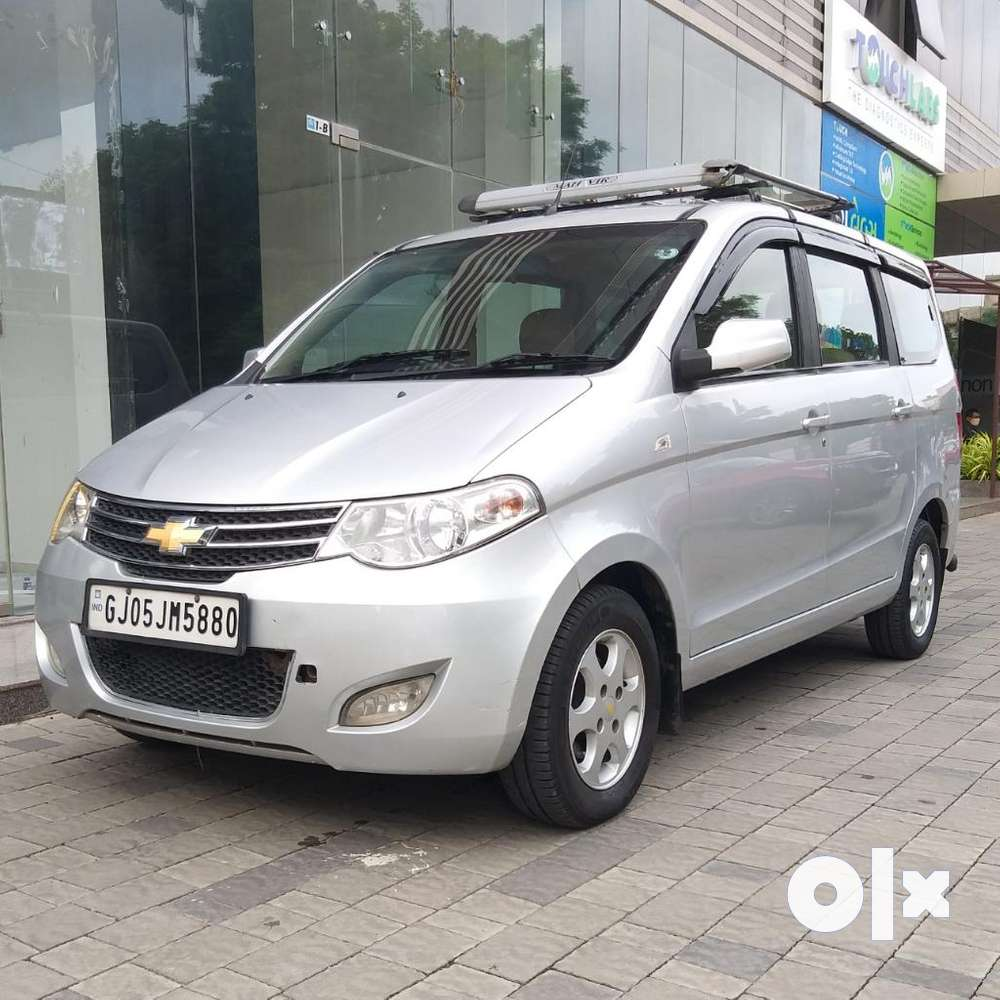 Buy Olx Chevrolet Enjoy Cars Surat The Supermarket Of Used Cars