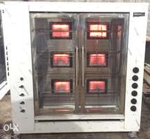 Chicken Rotisserie Machine New At Factory Price