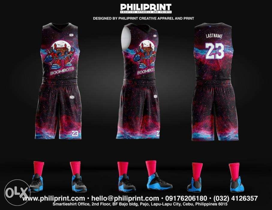 52877e392a9 Basketball Full Sublimation Jersey Uniforms in Lapu-Lapu City
