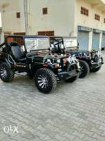We provide all types modified jeeps