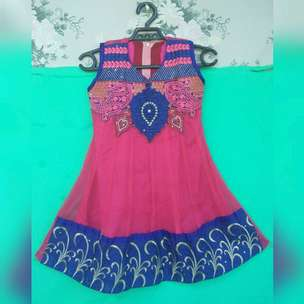 dress india anak preloved