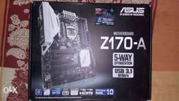 Asus z170-A DDR4 motherboard