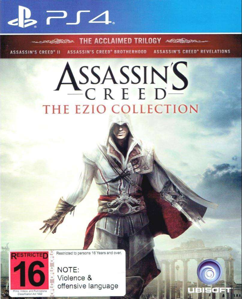 Promo S D 1 Juli Assassin S Creed The Ezio Collection Digital Game