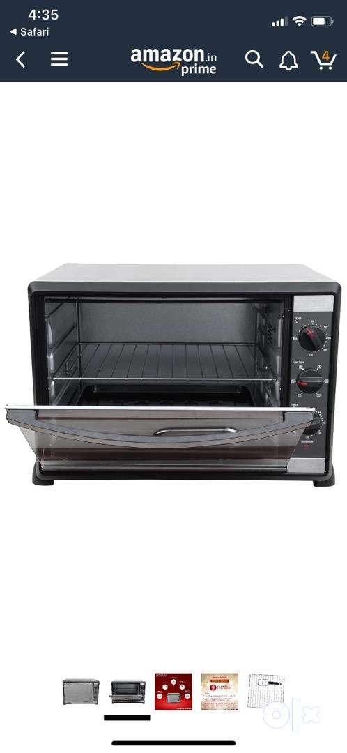 Morphy Richards Otg 52 Litres Rss Kitchen Other Appliances 1610247253 Morphy richards 28 rss 28 litre oven toaster griller otg overview specifications in detail. olx