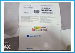 Microsoft licensed software available