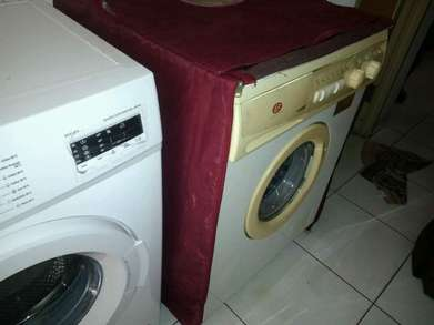 Mesin cuci lux electrolux front load