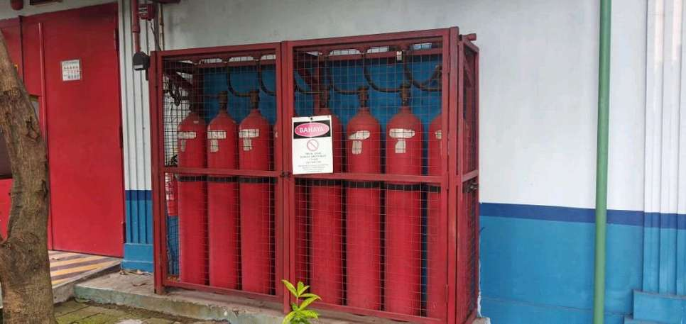 Tabung gas co 2