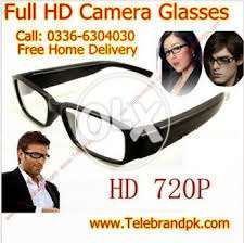 camera Glasses Looking great buy with confidence