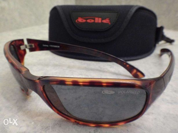 Bolle Sidney Polarized Tortoise Shell Sungles With Case In Davao City Del Sur Olx Ph