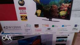 2usb ,,2 hdmi ports k sath 42inch sony bravia led tv