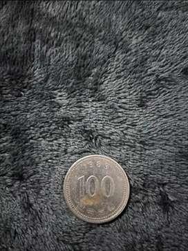 Gambar Uang Koin 100 China Koin China Jual Koleksi Terlengkap Di Bekasi Kota Olx Co Id