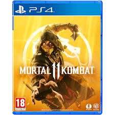 mortal kombat 11 ps4 digital game