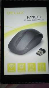 mouse bluetooth delux m136