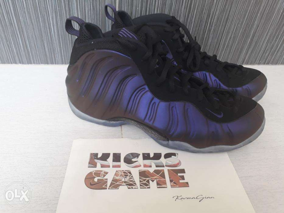 debbf9271ee Nike Air Foamposite One Eggplant Size 10.5 in Pasay