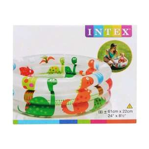 kolam intex dino