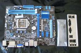 Asus P8h61MLE/CSM R2.0 Only MotherBoards i7 3rd Gen Supporte