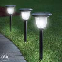 Graden solar led light with plug n play system ip65