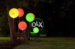 Pack of LED balloons  for sell