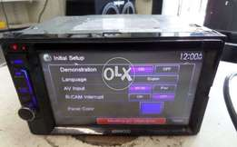 indash dvd player full optional