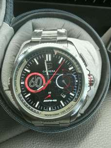 Jual jam TAGHUER  AMG/MERCY  limited series Ex give