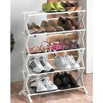 New The Shoe Rack 5 Layer
