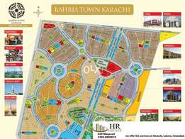 Bahria Town Karachi 5 Marla Unballoted file For Sale